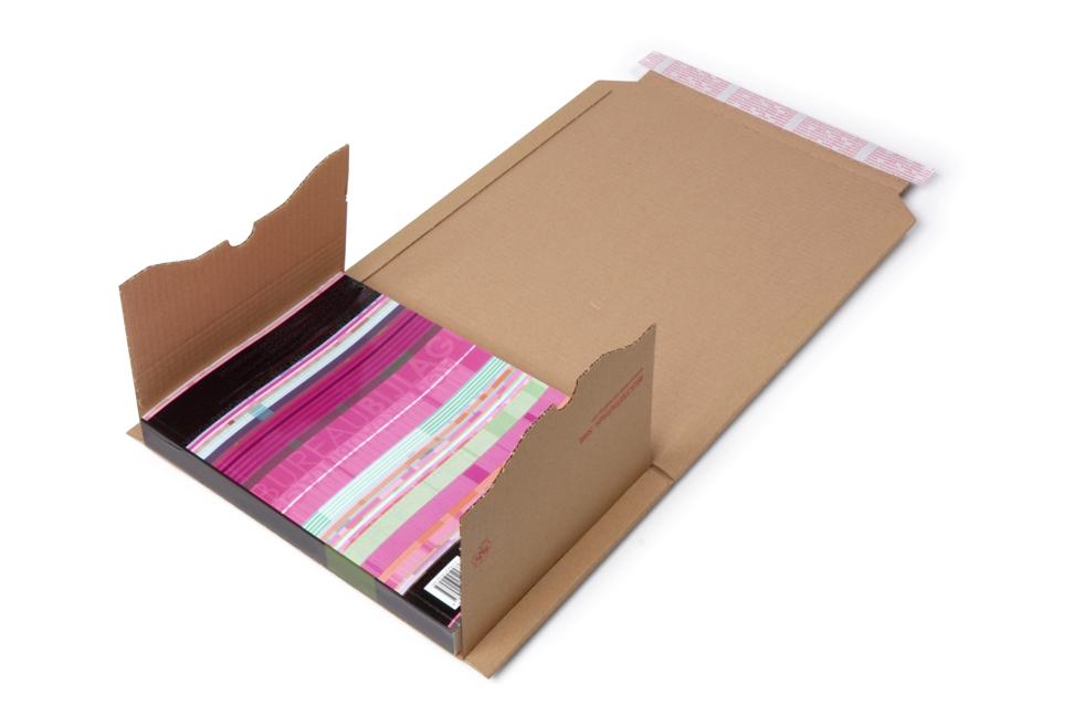 Boekverpakkingen - Bruin