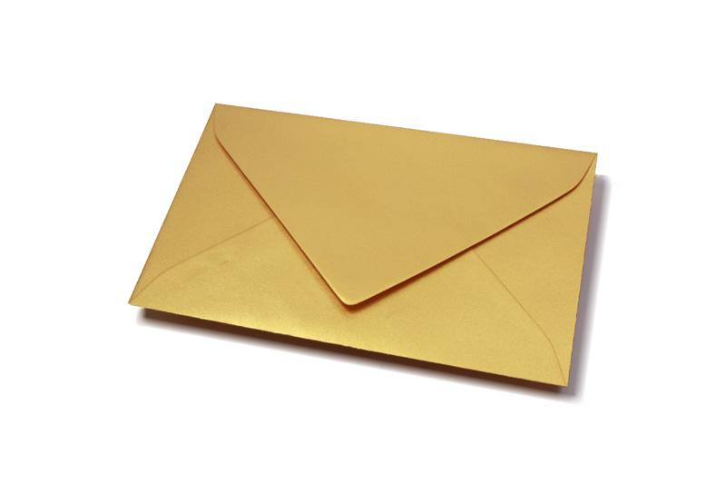 gouden enveloppen